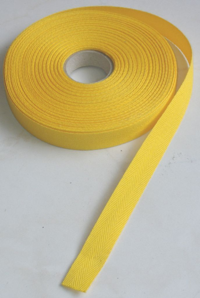 YELLOW BAND - price per linear meter