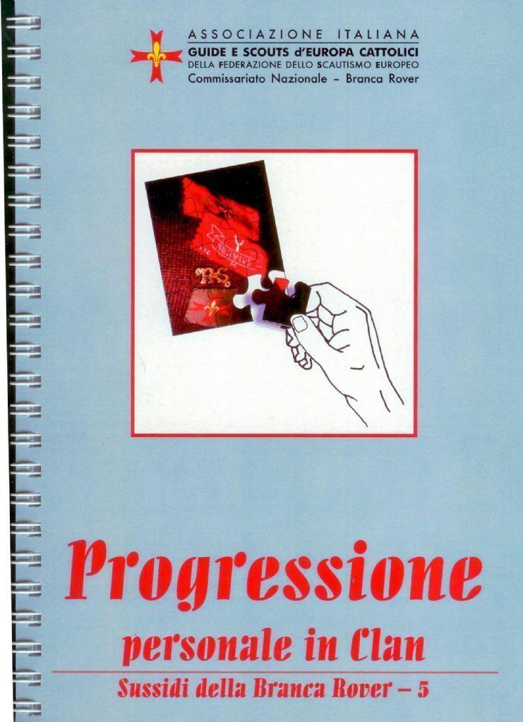 PROGRESSIONE PERSONALE IN CLAN - Suss. Br. Rover 5
