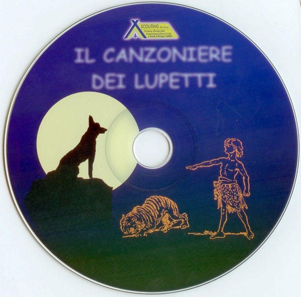CD - CANZONIERE LUPETTO