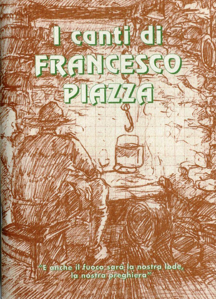 I CANTI DI FRANCESCO PIAZZA