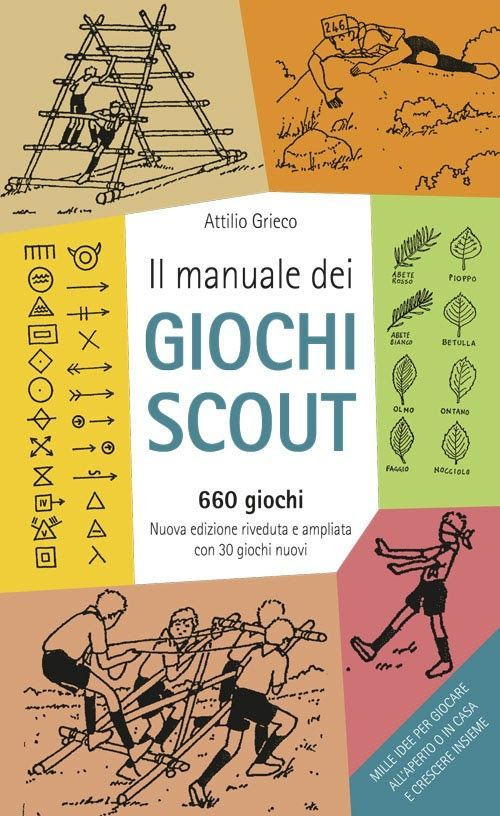 GIOCHI SCOUT  (A. Grieco)