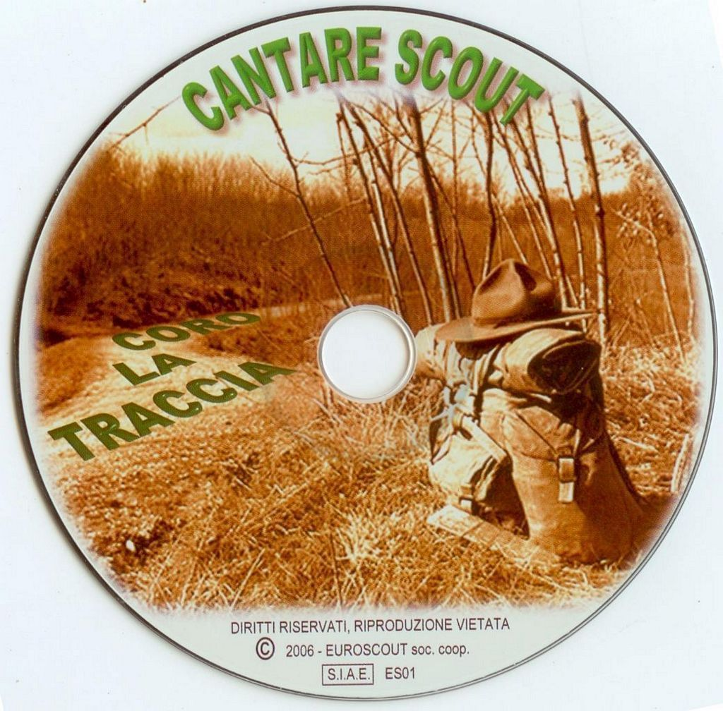 CD CANTARE SCOUT