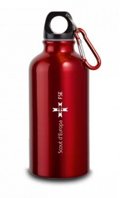 400 ML BOTTLE WITH LOGO