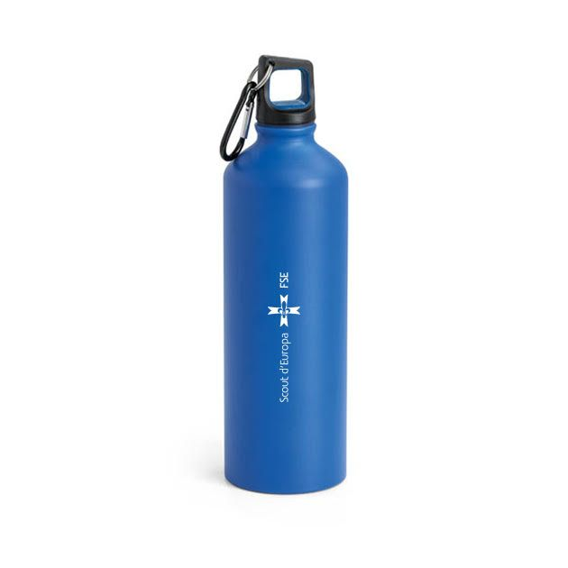 750 ML BOTTLE WITH LOGO