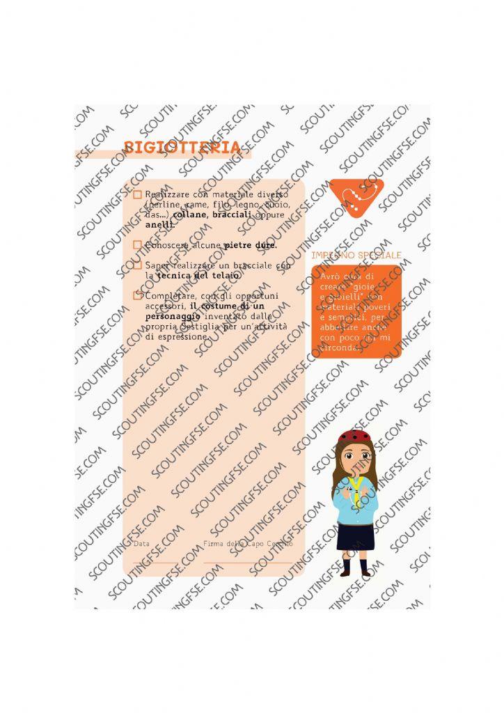 CARD SPE. COC. ARA. BIGIOTTERIA