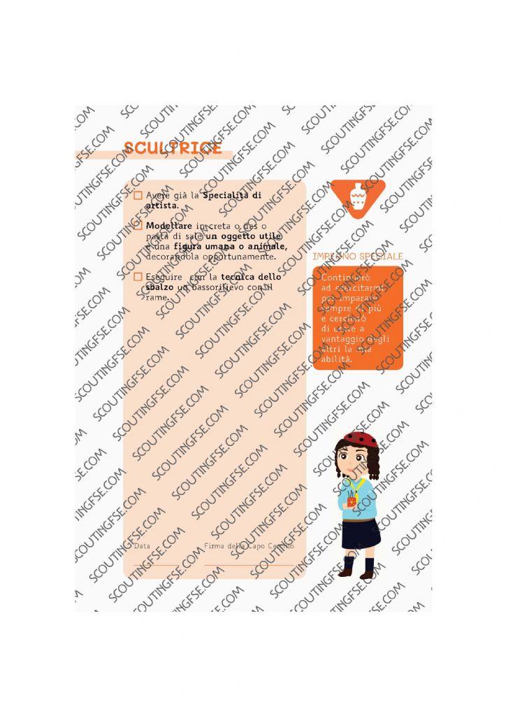 CARD SPE. COC. ARA. SCULTRICE