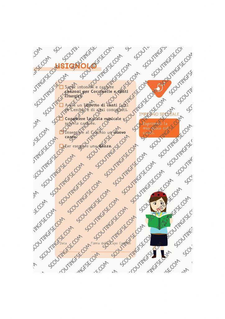 CARD SPE. COC. ARA. UNCINETTO E FILO