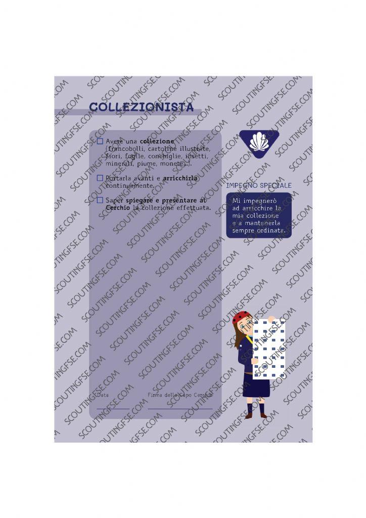 CARD SPE. COC. BLU. COLLEZIONISTA
