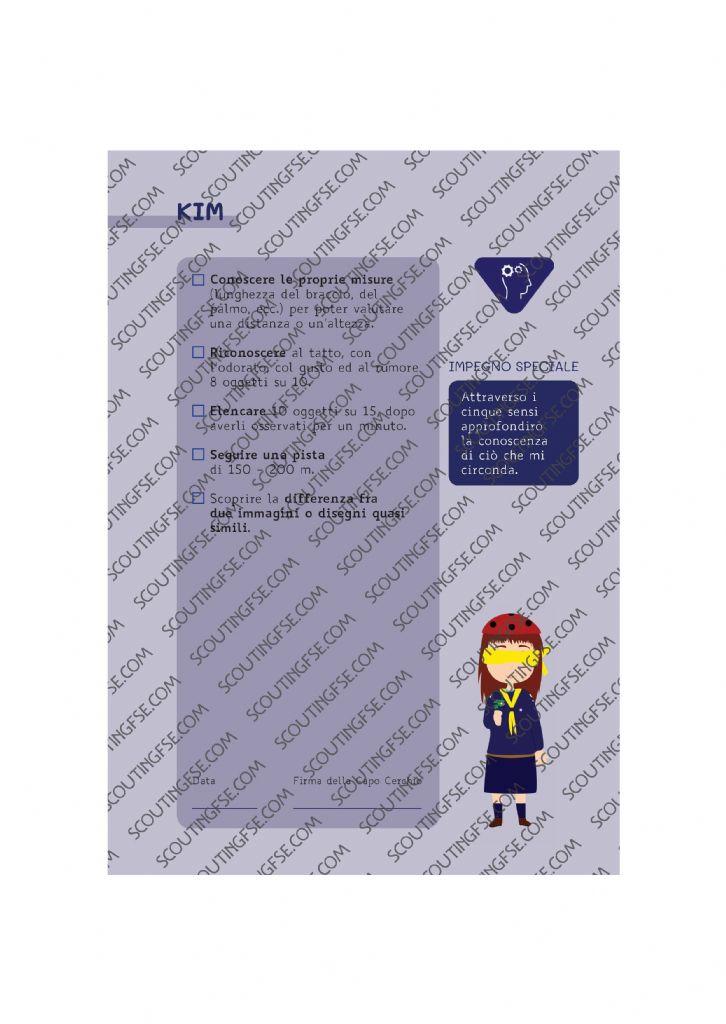 CARD SPE. COC. BLU. KIM
