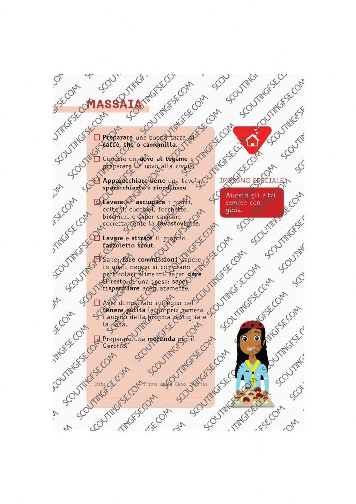 CARD SPE. COC. ROS. MASSAIA