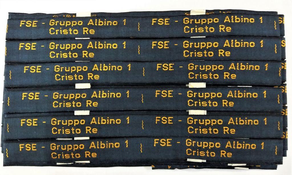 DISTINTIVI DI GRUPPO - 150 PZ.