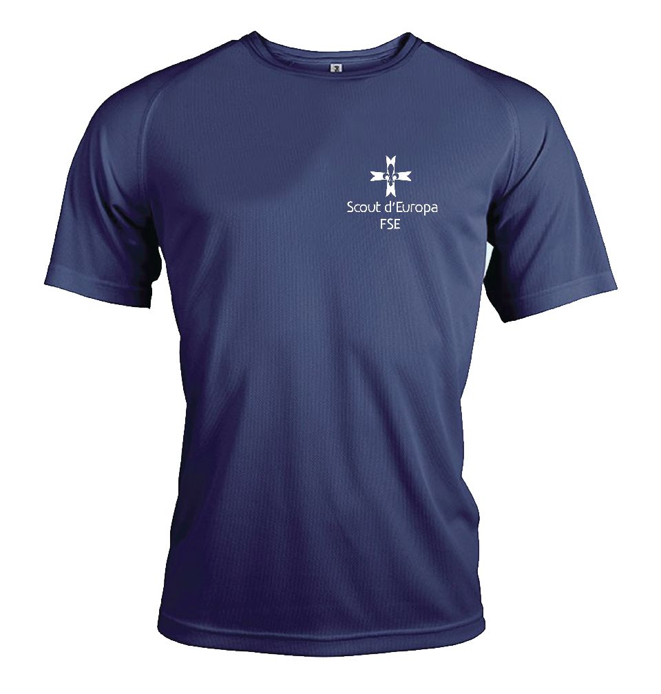 BREATHABLE TECHNICAL T-SHIRT