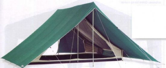 TENDA DI SQ. SCOUT 8 CON TROLLEY