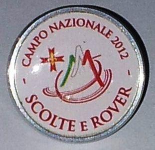 BORCHIA C.N. ROVER/SCOLTE 2012
